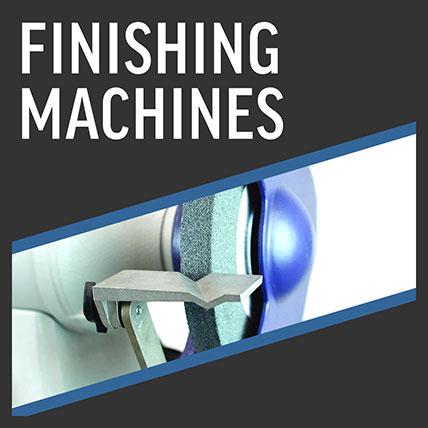 Finishing Machines